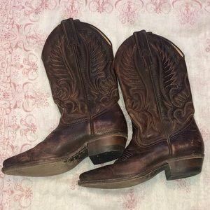 👀Boulet Cowboy Boots👀